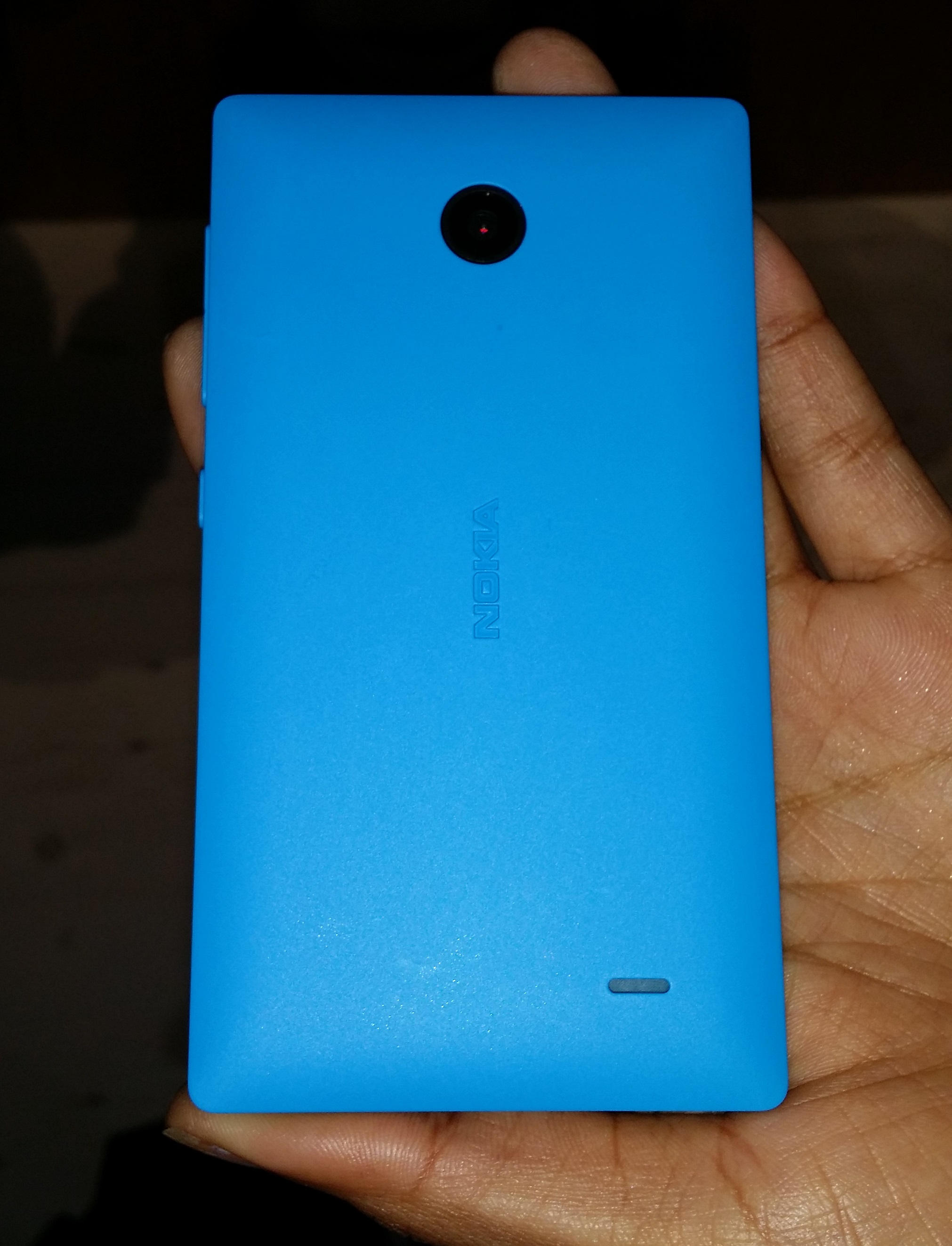 NokiaX_rear_cover