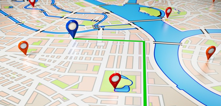 OpenMaps 730x351 Get lost: How over reliance on digital maps could lead us mentally astray