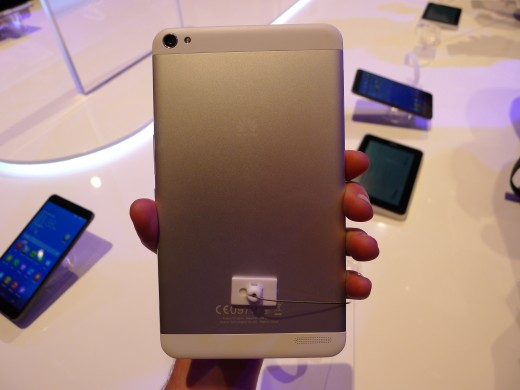 P1040998 520x390 Huawei launches pocket friendly MediaPad X1 and M1 Android tablets at MWC 2014