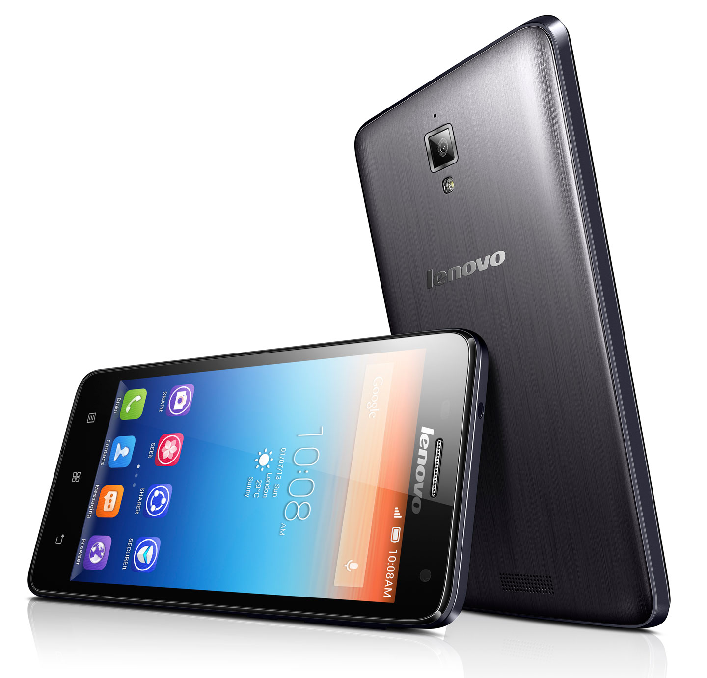 Lenovo Unveils Its S860, S850, and S660 Android Smartphones