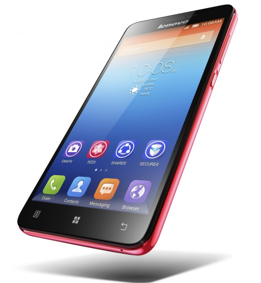 S850 1 520x562 Lenovo unveils 3 new S series smartphones to cater to professionals, media addicts and fashionistas
