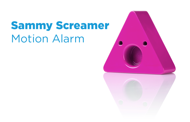 Sammy BleepBleeps wants to inject tech parenting with a sense of style and personality