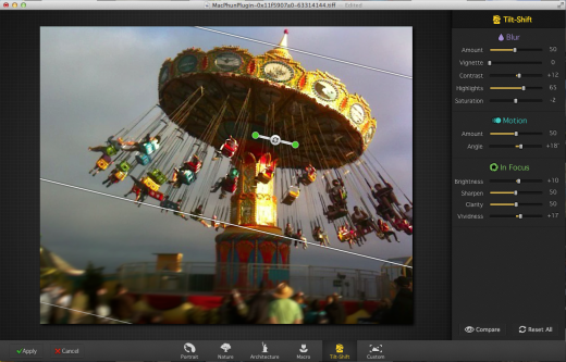 Screen Shot 2014 02 23 at 7.30.11 PM 520x333 Add an eyecatching finish to photos with Macphuns new Focus 2 Pro for Mac