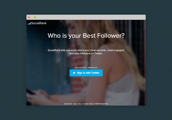 SocialRank 1 730x511 SocialRank helps you find your most valuable Twitter followers