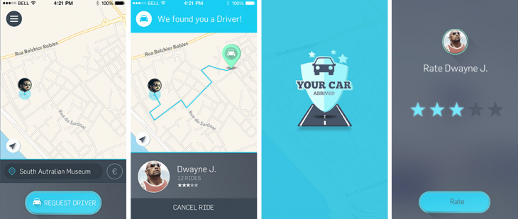 Wundercar 730x309 Wundercar is bringing Lyft style ridesharing to Europe