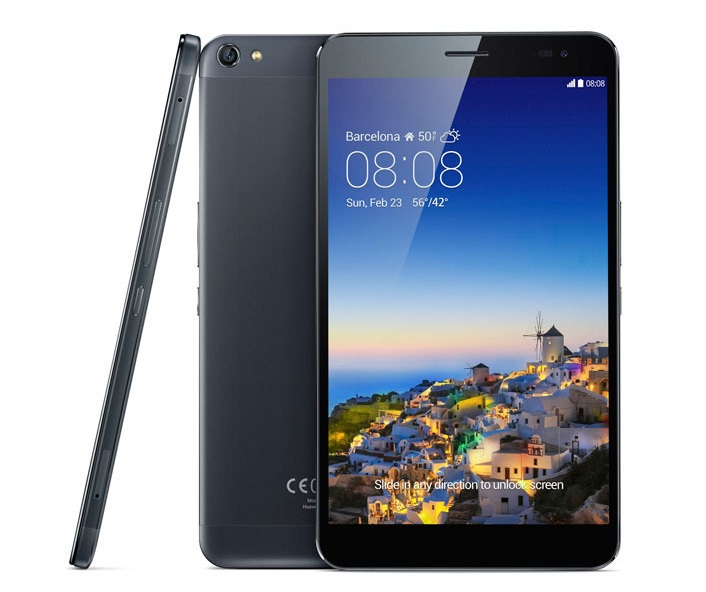 X1 larger Huawei launches pocket friendly MediaPad X1 and M1 Android tablets at MWC 2014