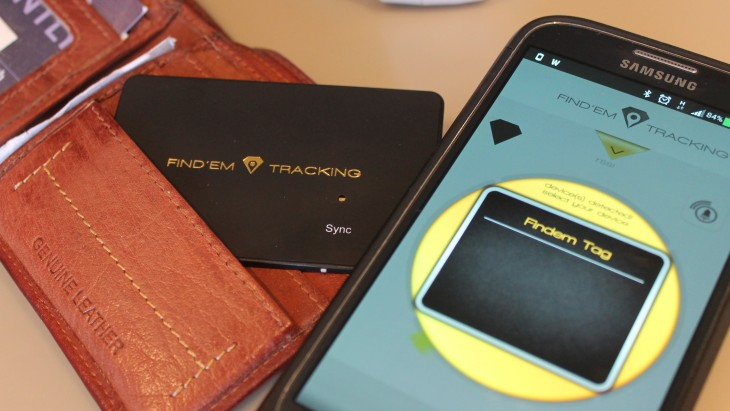 a1 730x411 FindEm Tracking could be the worlds thinnest Bluetooth tracker