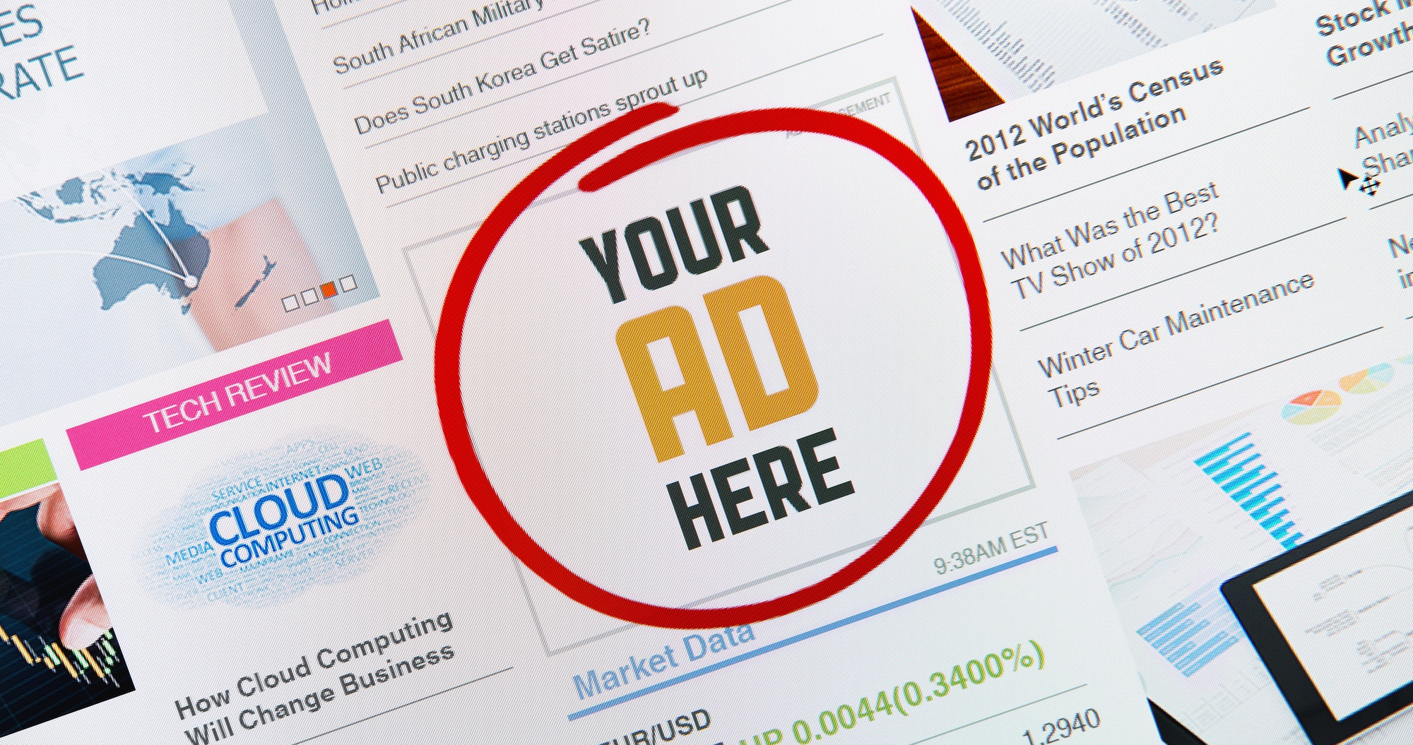Native advertising fine or farce for What is farcical used for