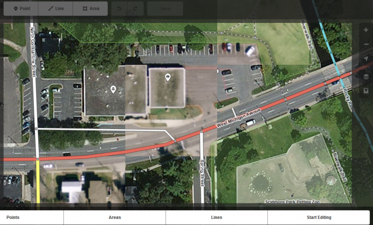 aerial 730x441 The rise of OpenStreetMap: A quest to conquer Googles mapping empire