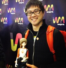 danny choo 220x226 Meet our 5 favorite startups from Wayras Spain Demo Day