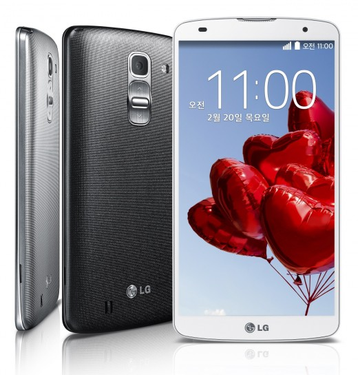 g pro 5 520x544 LG announces the G Pro 2, with a 5.9 inch display, 3GB RAM and 13 megapixel camera