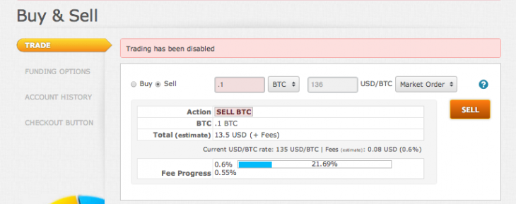 gox 730x289 Bitcoin exchange Mt. Gox goes offline as insolvency rumors swirl