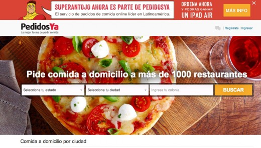 pedidosya superantojo 520x296 Tech in Latin America: All the news you shouldn't miss from February