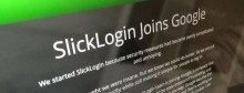 slicklogin 220x84 Google acqui hires sounds as passwords startup SlickLogin