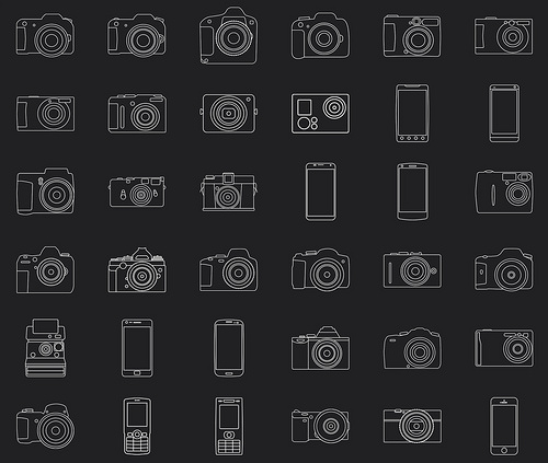 flickr camera designs for EXIF
