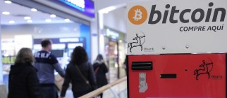 SPAIN-JAPAN-IT-FINANCE-BITCOIN