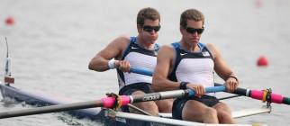 Tyler Winklevoss and Cameron Winklevoss
