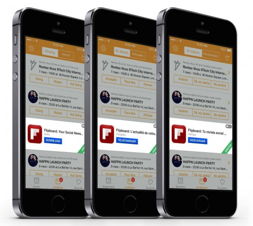 Appsfire launches in stream ad product Sashimi, which it says produces Facebook ads on steroids