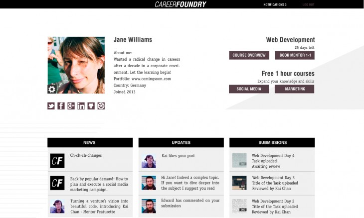 CareerFoundry Puts a Personal Touch Back in Online Education