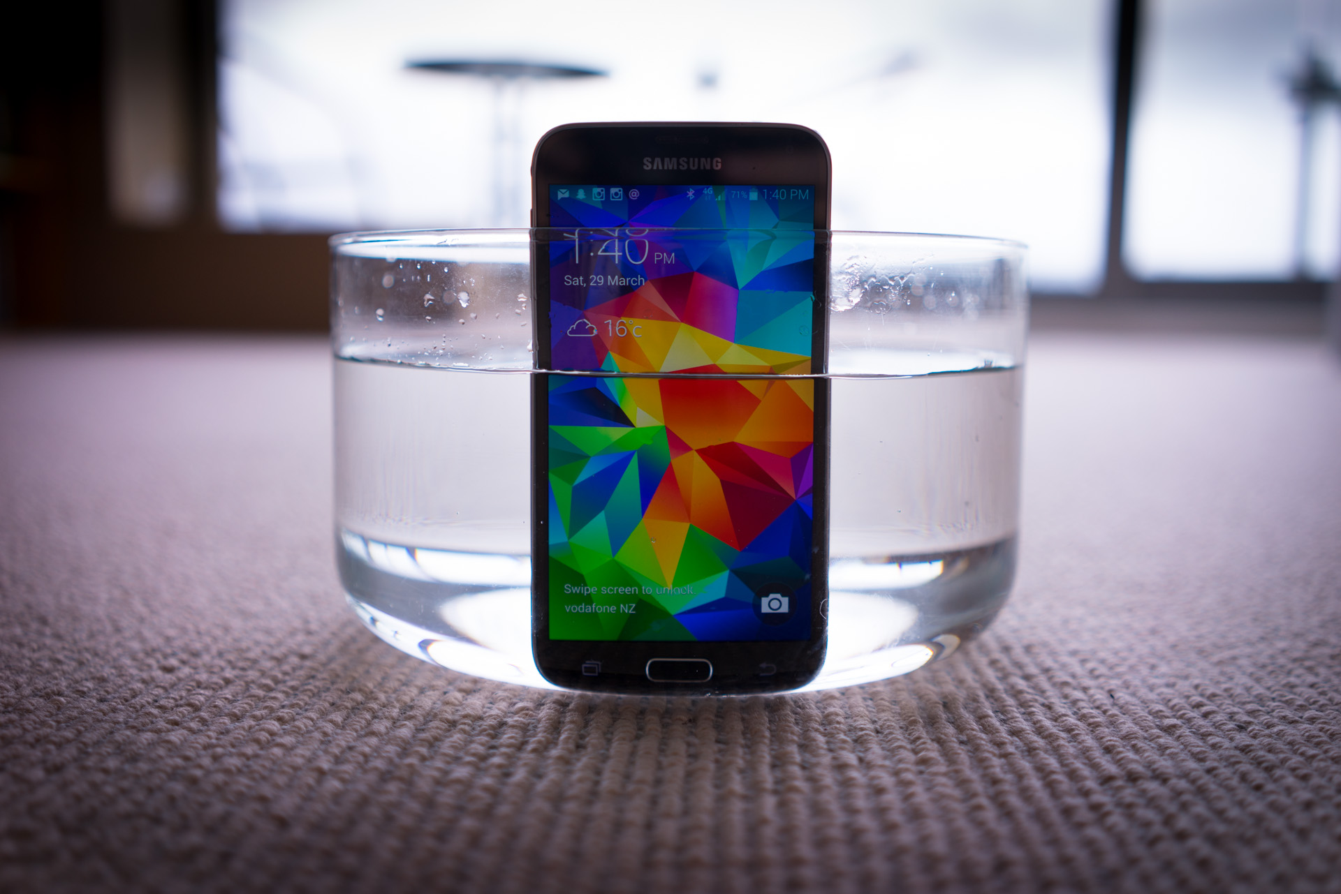 DSC07346 2 Samsung Galaxy S5 review: Incremental is the new cool