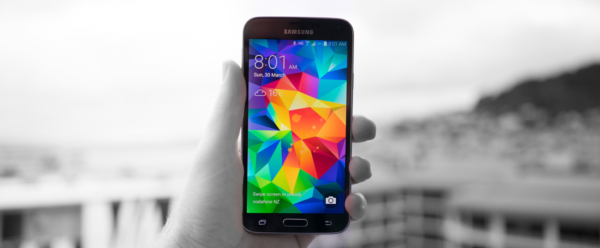 DSC073731 Samsung Galaxy S5 review: Incremental is the new cool
