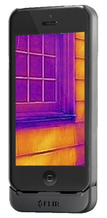 FLIRONE ViewA 220x448 Innovative photo hardware app combos shake up Macworld/iWorld