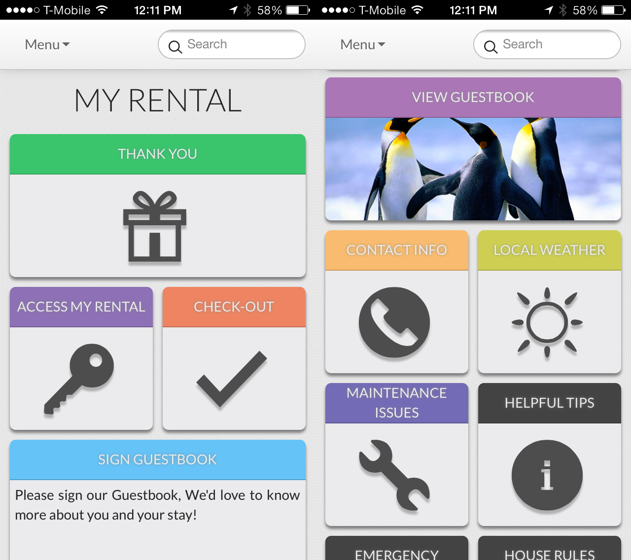 acquisition, the Glad to Have You app will be integrated with HomeAway ...