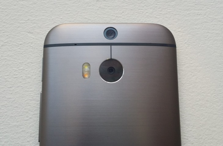 HTC One M8 DuoCamera 730x479 HTC One (M8) officially launched with 5 1080p display, 2.3GHz quad core processor and Sense 6 UI