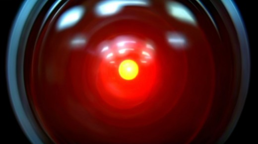Hal 9000 eye 520x291 Artificial Intelligence could kill us all. Meet the man who takes that risk seriously