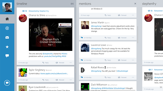 Metrotwit MetroTwits Windows apps are no longer available to download, Twitter API limitations to blame