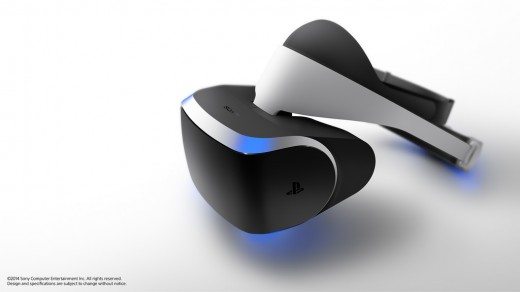 Morpheus 3 520x292 Sony unveils a virtual reality device for the PlayStation 4, Project Morpheus
