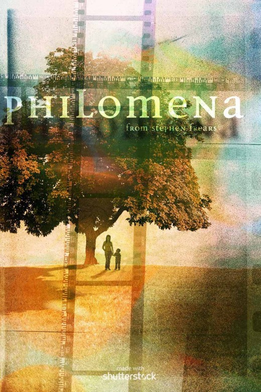 Philomena Poster 2 1 520x780 Oscar pop! A pop art spin on the 2014 Academy Award nominees