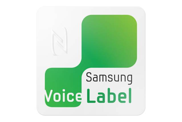 SamsungVoiceLabel Samsung launches ultrasonic smartphone case and other accessories for people with sight difficulties