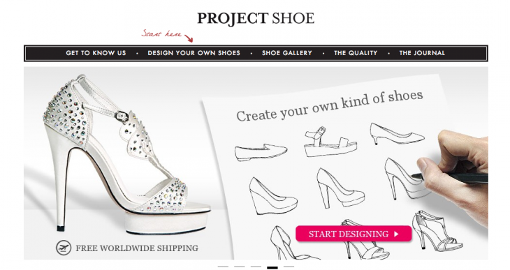 Screen shot 2014 03 26 at PM 06.36.32 730x387 Project Shoe: This Indonesian startup targets the West by letting you design your shoes from scratch
