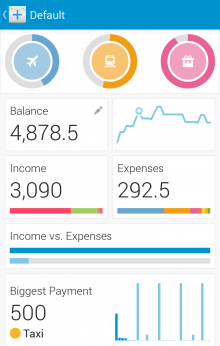 Screenshot 2014 03 07 16 29 27 220x346 Dollarbirds awesome personal finance tracker arrives for Android with Pro accounts in tow