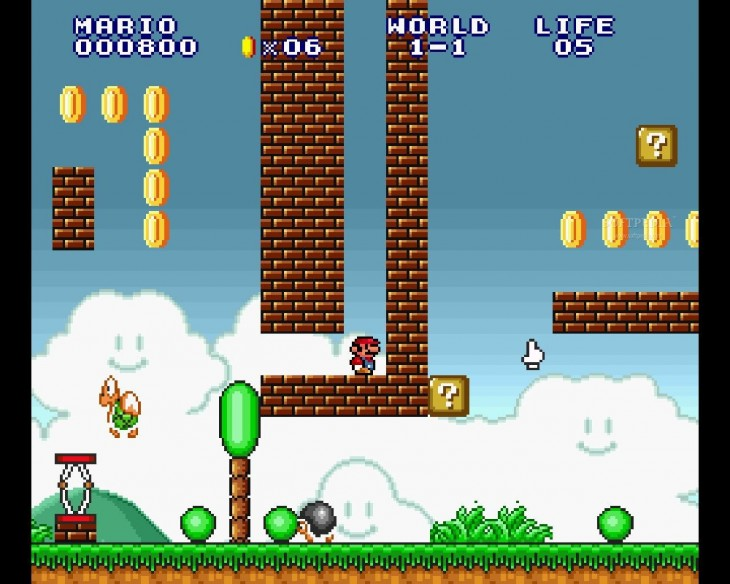 Super Mario Bros Old Remix 2 730x584 Overcoming the user engagement crisis with gamification