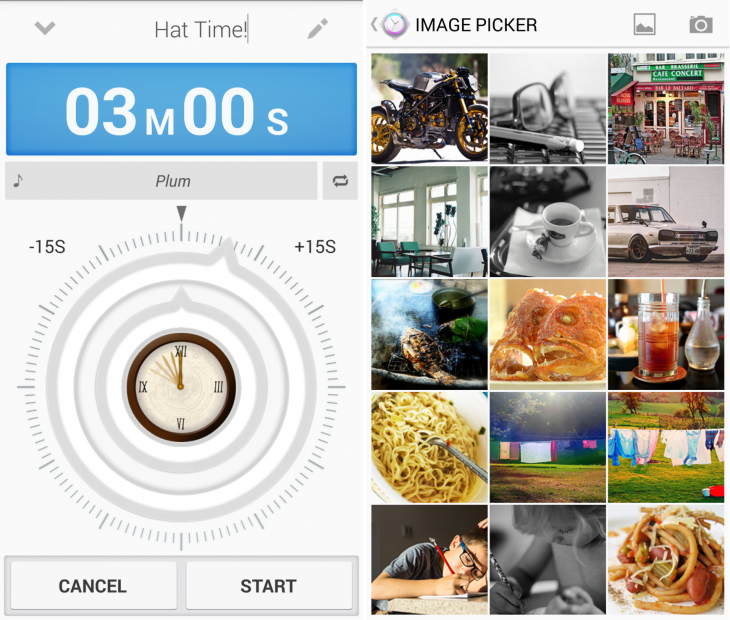 WonderTimer 3 730x620 Wonder Timer is a simple, attractive countdown timer for Android