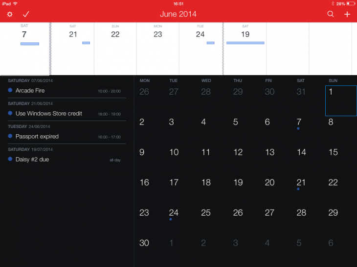 a17 730x547 Flexibits Fantastical calendar app is now available on iPad