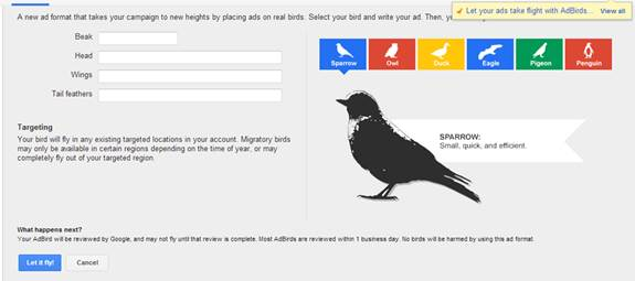 adbirts Roundup: All of Googles jokes for April Fools Day 2014