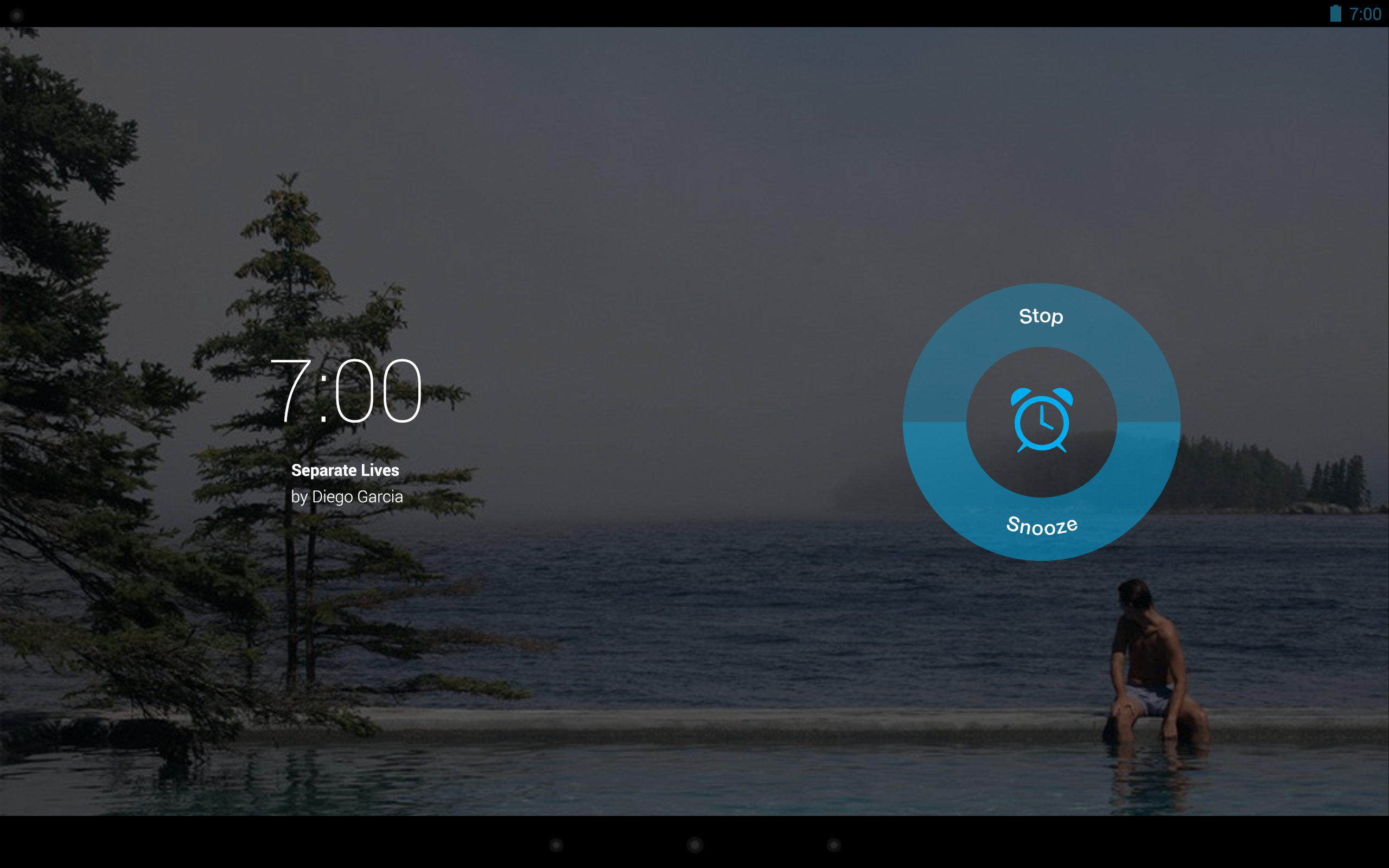 Pandora for Android Tablets Gets Alarm Clock, Sleep Timer