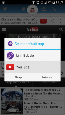 b13 220x391 Link Bubble reimagines how you browse the Web on Android