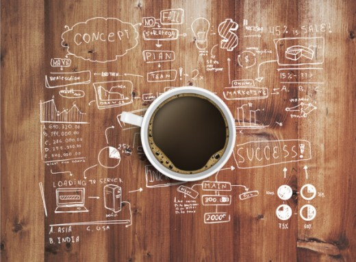 coffee ideas 520x382 3 myths about keeping your startup a secret