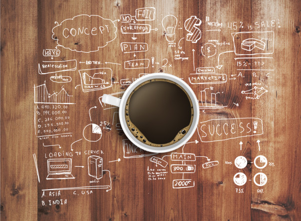coffee ideas The truth about bringing your business ideas to life