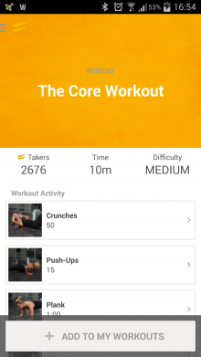 d7 220x391 Tribesports now wants to be the ultimate fitness tracking app on Android