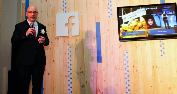 dan neary Facebook opens an office in Indonesia, its fourth largest country with 65m users