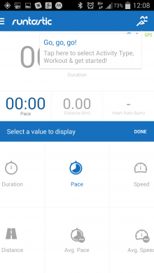 e9 220x391 Runtastic overhauls its GPS fitness tracking app, and now tells you how much water to drink