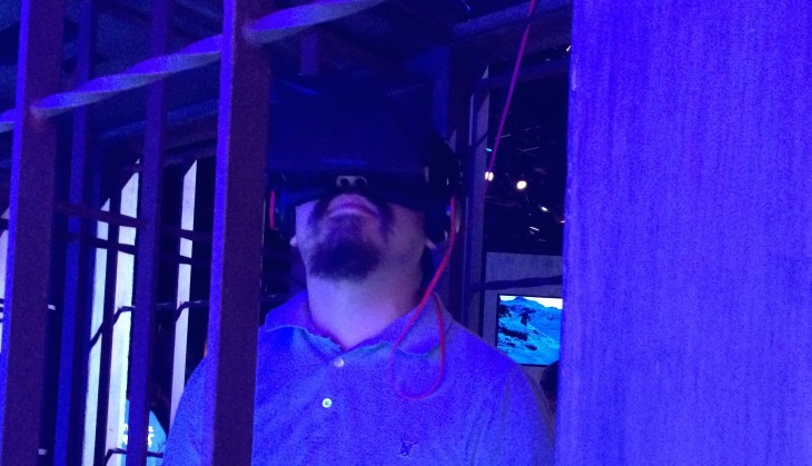 gameofthrones oculus2 730x419 HBO's Game of Thrones Oculus Rift exhibit is the most immersive entertainment I've ever encountered.