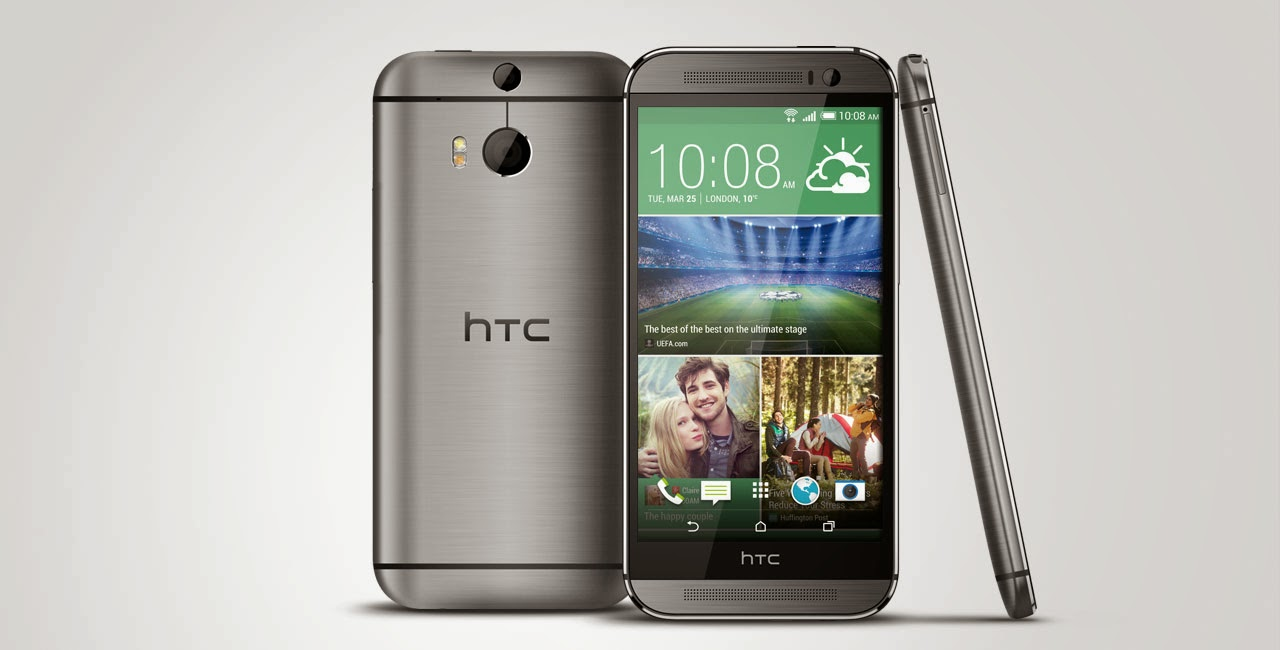 HTC One (M8) Google Play Edition Heads to in India