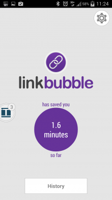 h4 220x391 Link Bubble reimagines how you browse the Web on Android