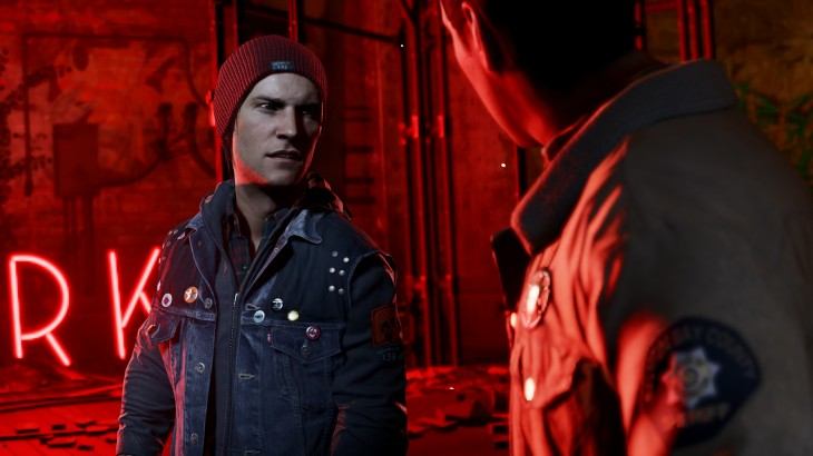 inFAMOUS Second Son Delsin Reggie inside 359 730x410 Infamous: Second Son is the first must have exclusive for the PlayStation 4
